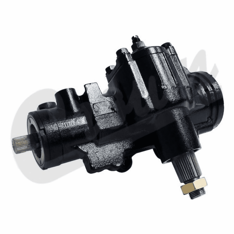 Crown [ J5363231 ] Steering Gear Assembly, with power steering, fits 1980-86 Jeep CJ