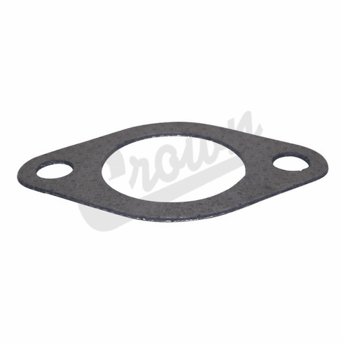 Crown [ 634814 ] Exhaust Manifold To Front Pipe Gasket, 1945-71 Willys Jeep CJ-2A, CJ-3A, CJ-3B, CJ-5, CJ-6