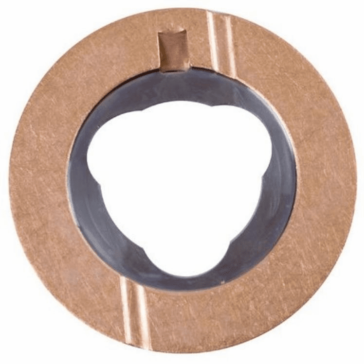 "Crown [ 642191 ] Thrust washer, intermediate shaft for 1-1/8"" shaft, use with Dana Spicer 18 transfer case"