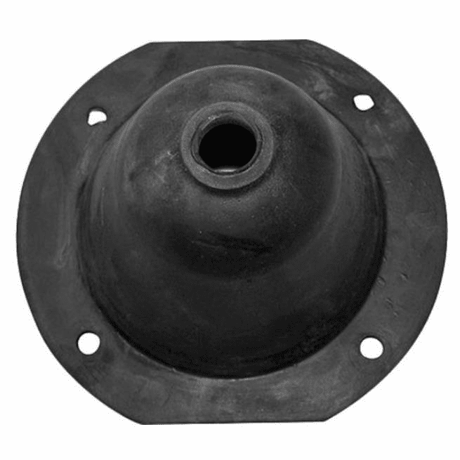 Crown [ 907107 ] Transmission rubber shift lever boot fits 1946-71 Jeep & Willys with T-90 transmission