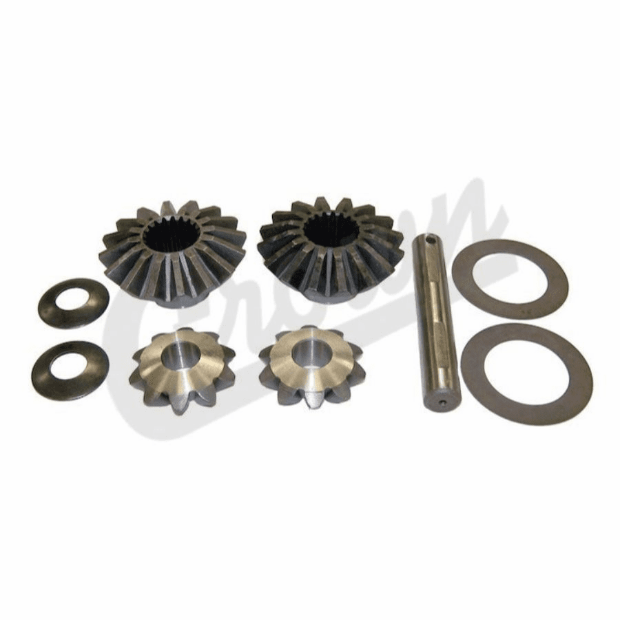 Crown [ 916361 ] Differential Spider Gear Set, fits 1958-71 Jeep & Willys with Dana 44 Rear Axle, 19 spline