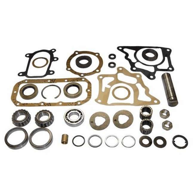 "Crown [ D18EMASKIT ] Overhaul repair kit with 1-1/8 "" intermediate shaft, use with Dana Spicer 18 transfer case"