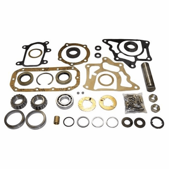 "Crown [ D18LMASKIT ] Overhaul repair kit with 1-1/4 "" intermediate shaft, use with Dana Spicer 18 transfer case"