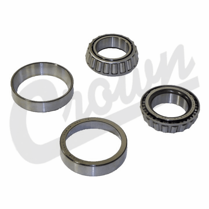 Differential Bearing Set, fits 1972-86 Jeep CJ with Dana 30 Front Axle