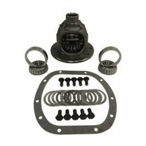 Differential Case Assembly with Gear Set, fits 1972-86 Jeep CJ with Dana 30 Front Axle.�For 3.07, 3.31 & 3.54 Gear Ratios