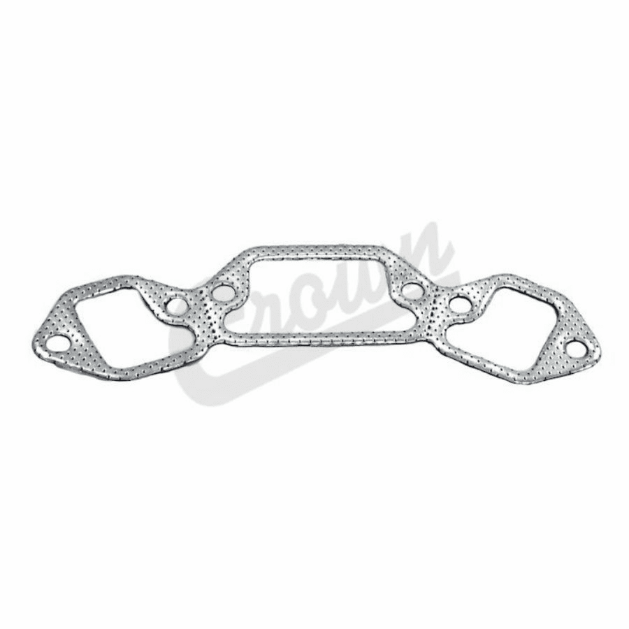Crown [ 3237270 ] Exhaust Manifold Gasket,�1980-86 Jeep CJ w/ 5.0L engine����������������
