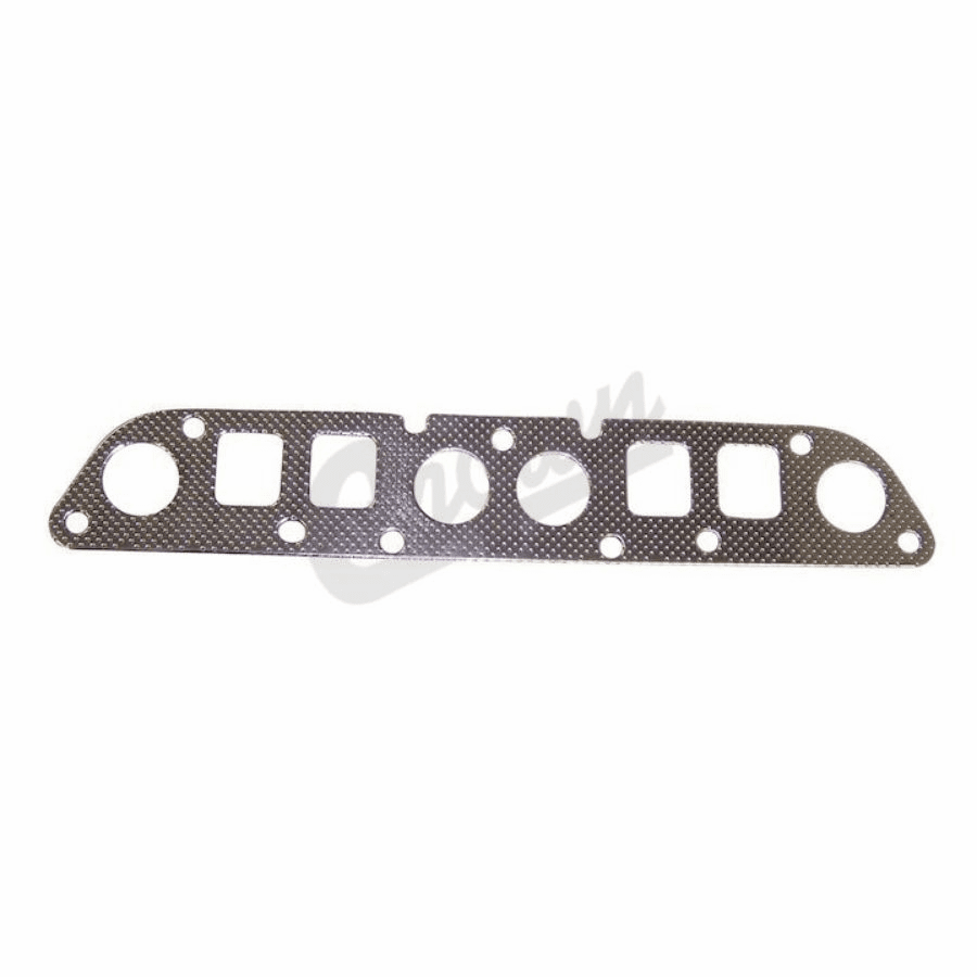Crown [ 3242854 ] Exhaust Manifold Gasket, 1983-86 Jeep CJ w/ AMC 2.5L engine