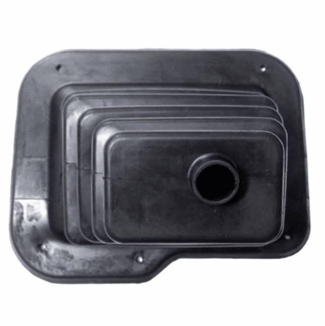 Fairchild [ D4070 ] Shifter Boot for 1980-1986 Jeep CJ Series with Dana 300 Transfer Case
