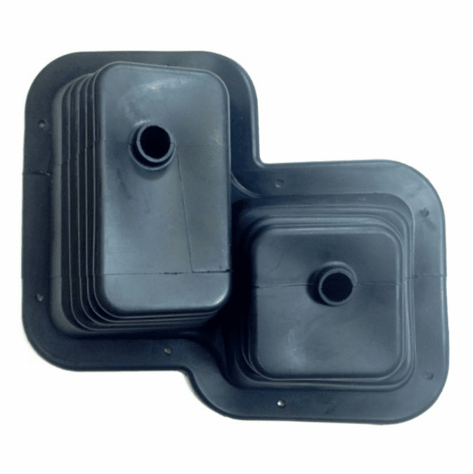 Fairchild [ D4071 ] Transmission - Transfer Case Shifter Boot for 1980-1986 Jeep CJ Series with Dana 300 Transfer Case