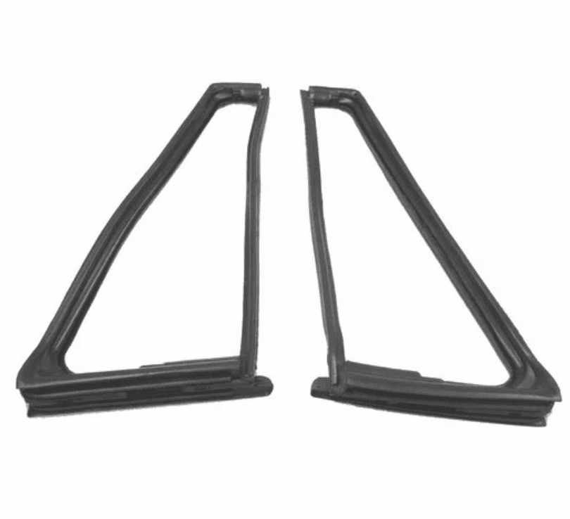 Fairchild [ KD4022 ] Vent Window Seal Kit for 1976-1995 Jeep CJ-7, CJ-8 & Wrangler YJ with Moveable Vent Window