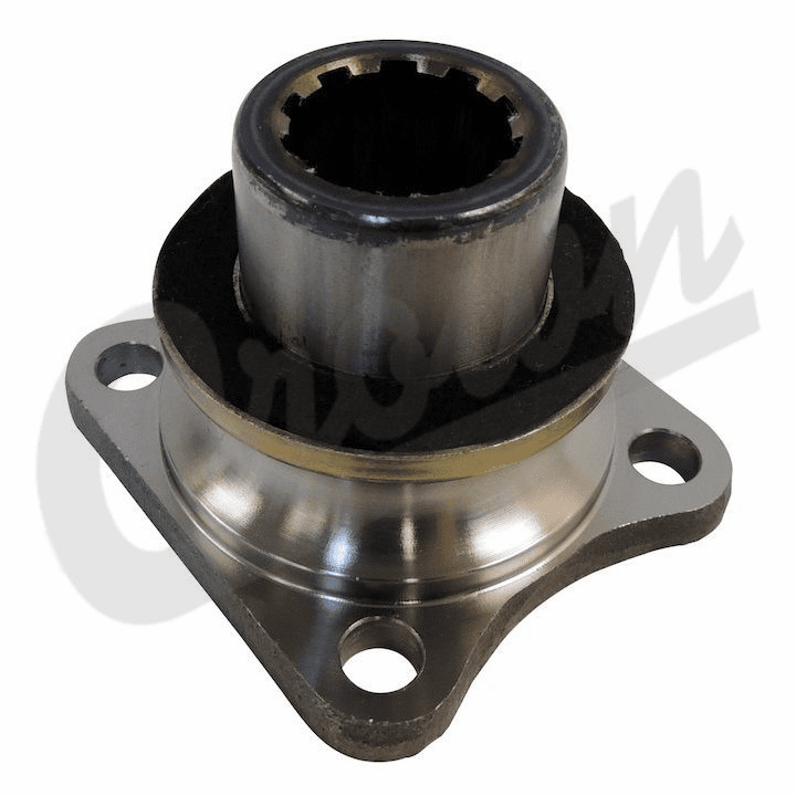 Crown [ 116714 ] Flange companion yoke, rear output, use with Dana Spicer 18 transfer case