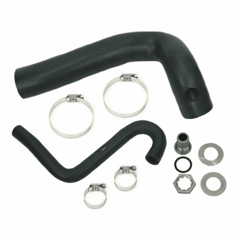 Fuel Filler & Vent Hose Kit for 1977 Jeep CJ-5, CJ-7 with 15 Gallon Steel Tank