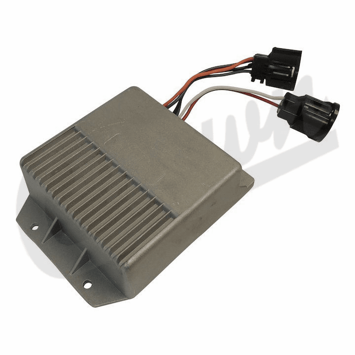 Ignition module, fits 1976-86 Jeep CJ with Motorcraft ignition