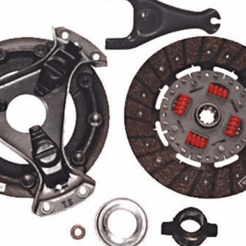Jeep CJ6 Clutch Parts