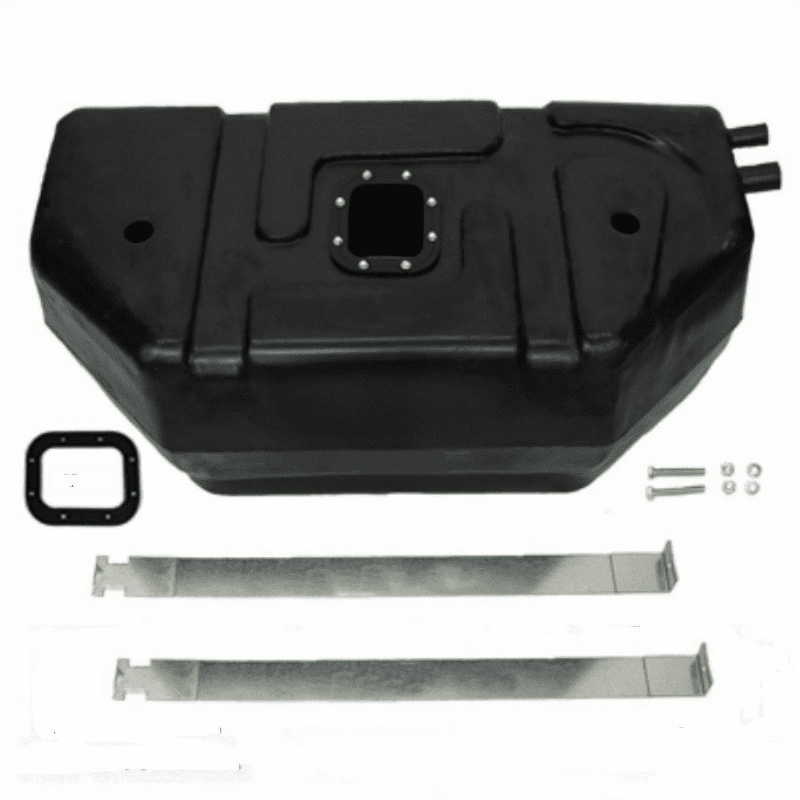 MTS [ 0065 ] 20 Gallon Plastic Gas Tank for 1987-1995 Jeep Wrangler YJ, with fuel bowl