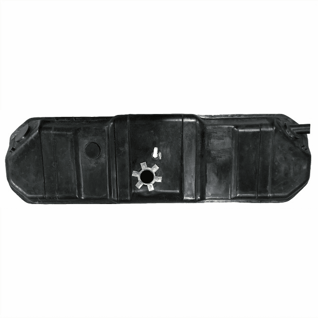 MTS [ 3120RL ] Plastic Right Side Gas Tank for 1969-1975 International Harvester Pickup, Travelall, Travelette, 19 Gallon, Fender Fill Tank, without emissions