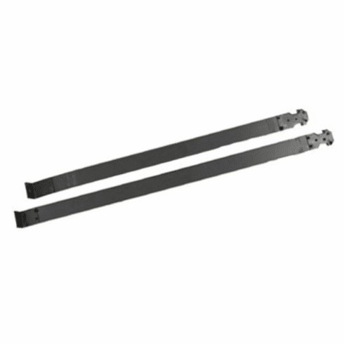 MTS [ GMGTS25-8 ] Plastic Gas Tank Straps for 1988-1996 Chevy, GMC Full-Size Pickup, 25 Gallon Gas Tank without bolts, 8 ft. box