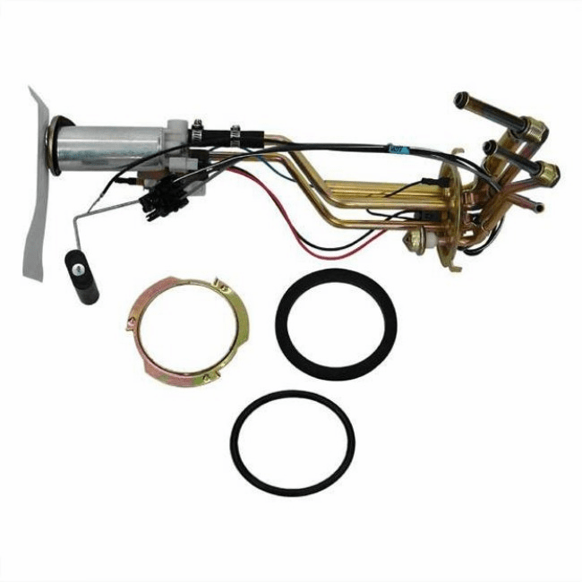 MTS [ GMSU-2534P ] Gas Tank Tank Sending Unit for 1988-1995 Chevy/GMC Full-Size Pickup, with Fuel Pump