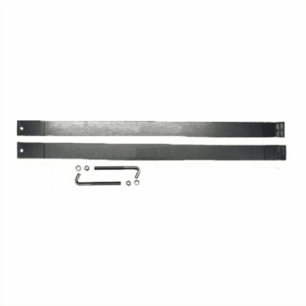 MTS [ SCGTS-2 ] Gas Tank Straps for Plastic Tank, 1972-1980 International Scout II