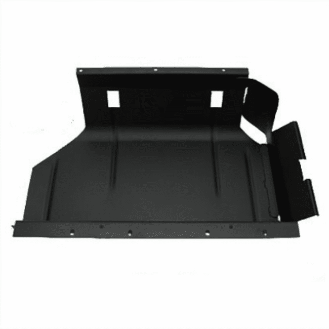 MTS [ YJSP-20 ] Gas Tank Skid Plate for 1991-1995 Jeep Wrangler YJ with 20 Gal. Plastic Tank