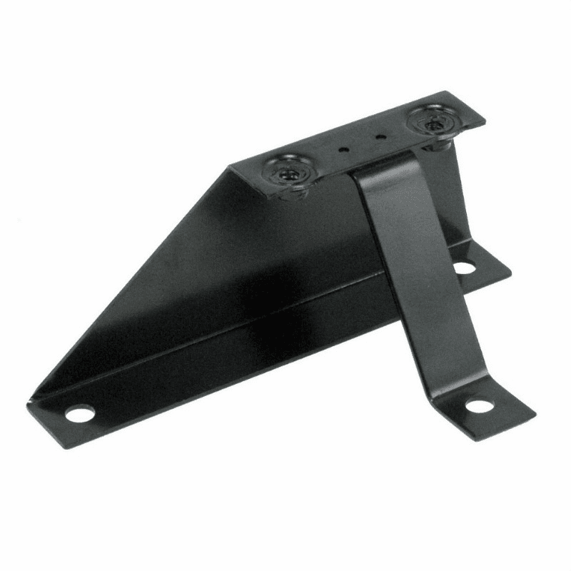 OMIX [ 640947 ] Air cleaner bracket, air cleaner to firewall-right, fits 1945-53 Willys Jeep CJ-2A, CJ-3A