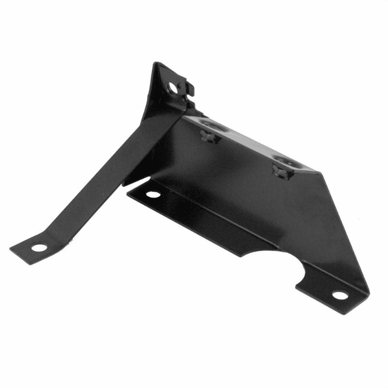 OMIX [ 640948 ] Air cleaner bracket, air cleaner to firewall-left, fits 1945-53 Willys Jeep CJ-2A, CJ-3A