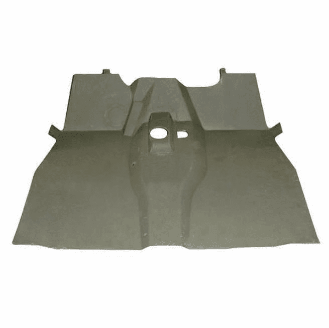 OMIX [ 671019 ] Floor panel, front, 1945-1949 Willys CJ-2A, 1949-1953 CJ-3A, one piece