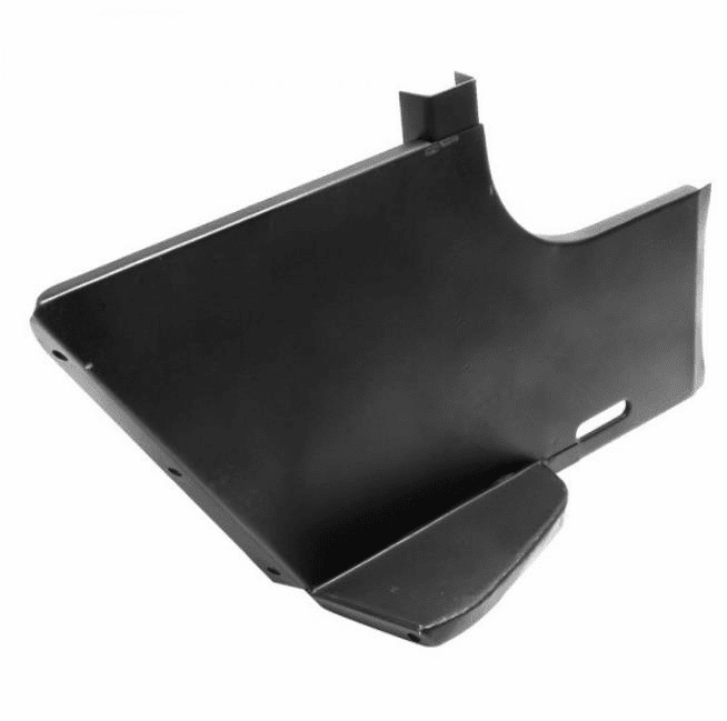 OMIX [ 671059 ] Cowl side panel, left, 1945-1949 Willys CJ-2A, 1949-1953 CJ-3A, with step