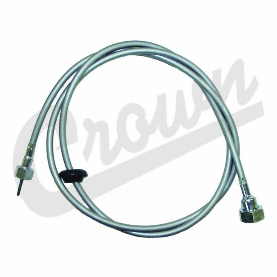 "Crown [ 5351777 ] Speedometer Cable, 69"" fits 1977-86 Jeep CJ, all w/ standard transmission"