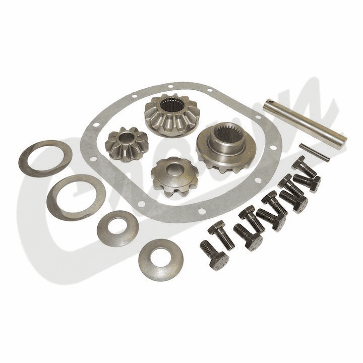 Standard Differential Gear Set, fits 1976-86 Jeep CJ with Dana 30 Front Axle