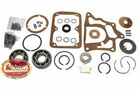 Crown [ T90-BSG ] Transmission overhaul kit fits 1946-71 Jeep & Willys with T-90 transmission