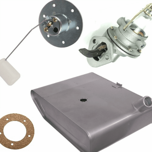 Willys CJ2A Fuel Parts