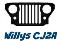 Willys CJ2A Parts 1945-1949