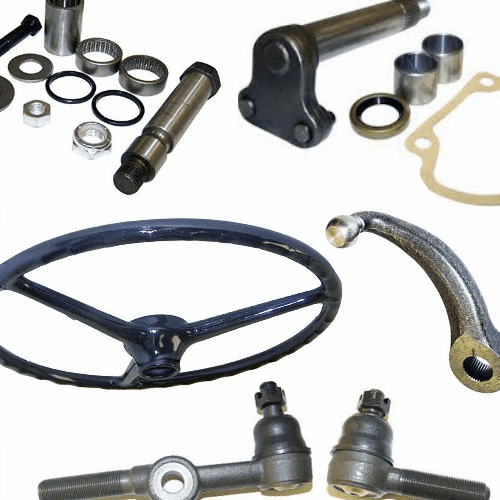 Willys CJ2A Steering Parts