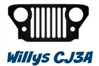 Willys CJ3A Parts 1949-1953
