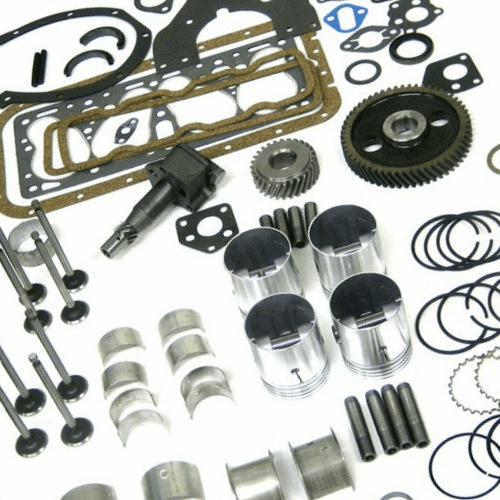 Willys CJ3B Engine Parts