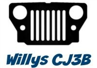 Willys CJ3B Parts 1953-1964