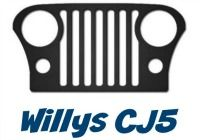 Willys CJ5 Parts 1955-1971