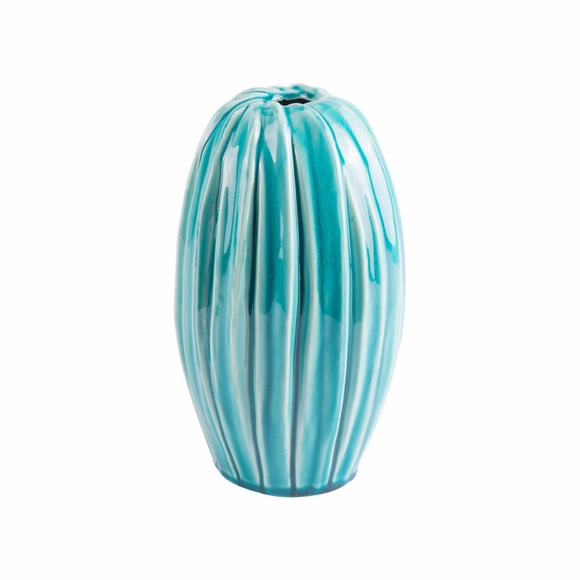 Alo Large Vase in Green