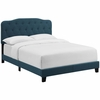 Amelia Full Upholstered Fabric Bed