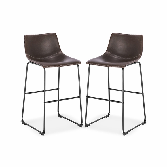 Brinley Bar Stool ( Set of 2)