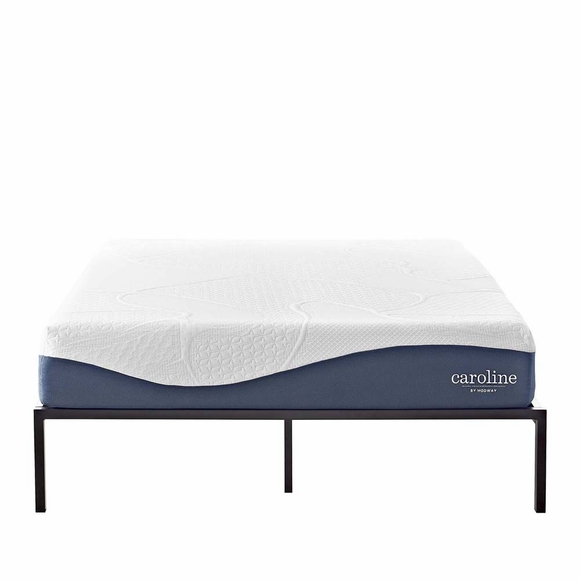 Caroline 10inch Full Memory Foam Mattress