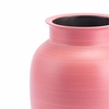 Cerise Small Vase in Coral