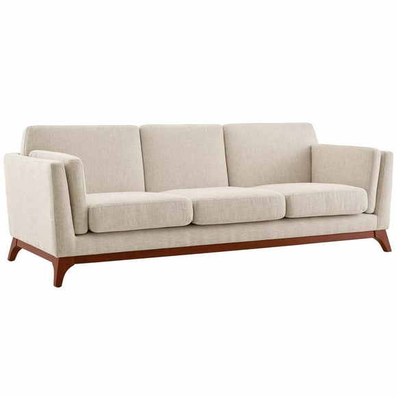 Chance Upholstered Fabric Sofa