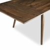 Cleo Extension Dining Table in Walnut