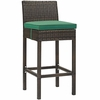 Conduit Outdoor Patio Wicker Rattan Bar Stool MID-2799