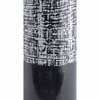 Croma Small Bottle in Black & White