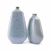 Crystal Tall Bottle in Blue