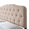 Culberson Tufted Headboard, Queen Size