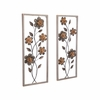 Daisy Wall Decor Set of 2 in Multicolor